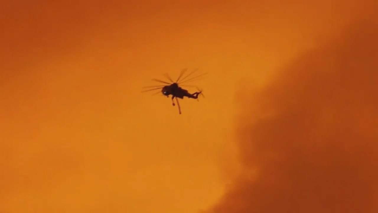 Καλιφόρνια-πυρκαγιές: 7.000 άνθρωποι απομακρύνθηκαν από τα σπίτια τους