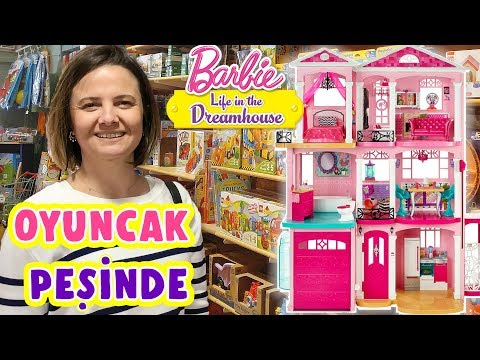 Oyuncak Peşinde | Barbie Dream House'u Yakaladım | Toy Chase | Barbie Dream House Got Caught