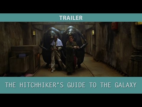 The Hitchhiker's Guide to the Galaxy (2005) Trailer