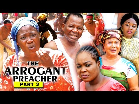 The Arrogant Preacher Part 2 - Mercy Johnson New Movie 2019 Latest Nigerian Nollywood Movie Full Hd