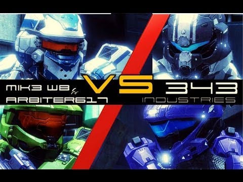 343 industries - Mike and Arbiter must face the consequences of challenging the forces of 343 Industries. DISCLAIMER: This video does not reflect my true views of 343 and Hal...