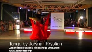 Jaryna&Krystian na Zakończeniu Sezonu Tanecznego