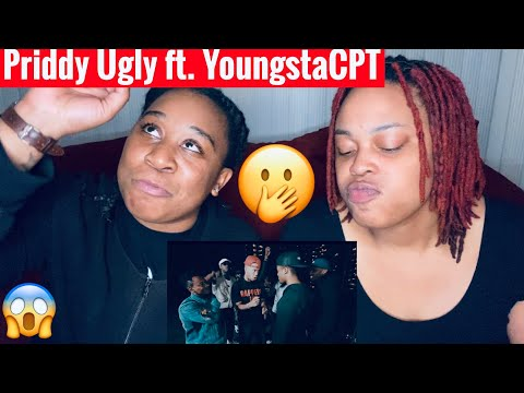 Priddy Ugly ft YoungstaCPT- Come To My Kasi( Official Music Video)   REACTION