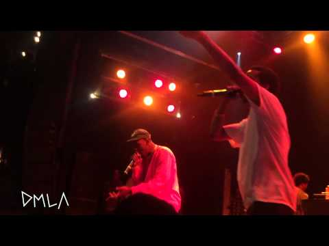 Tyler Comes Out To Do Orange Juice With Earl 4/8/15