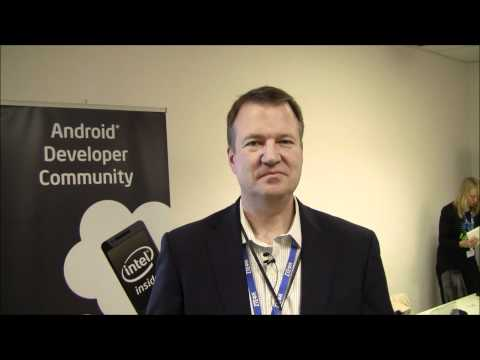 MWC12: Interview mit Scot Apeland, Director of Intel's Developer Network
