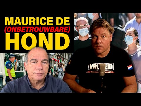Maurice de *onbetrouwbare* hond