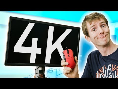 4K Gaming is Dumb