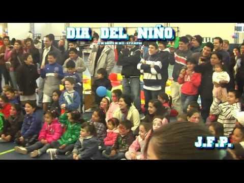 DIA DEL NIÑO -  CLUB F.C.MITRE - JUVENTUD FRATERNAL