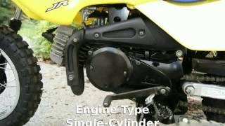 2. 2006 Suzuki JR 50 - Specs, Details