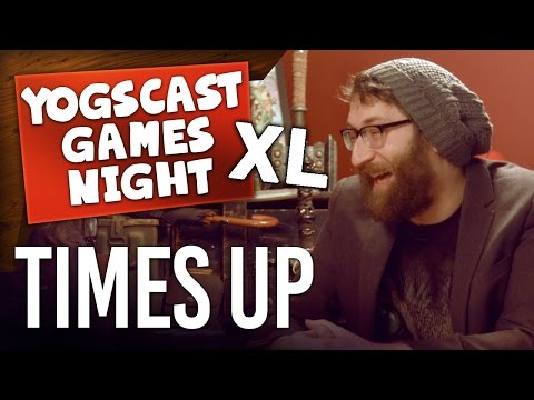 HERE'S JOHNNY | Time's Up (Games Night XL)