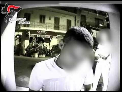 Ladri inchiodati dalle telecamere del bancomat IL VIDEO