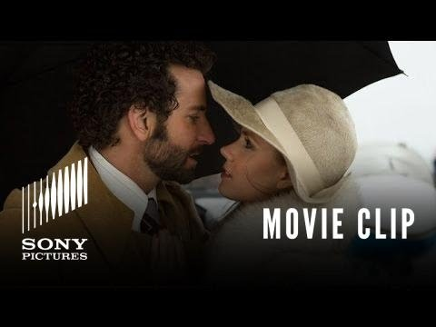 American Hustle Clip 'I Like You'
