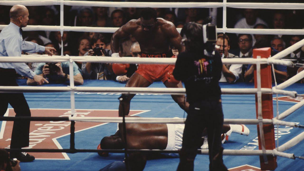 Douglas vs. Holyfield: Round 3 KO | SHOWTIME CHAMPIONSHIP BOXING 30th Anniversary