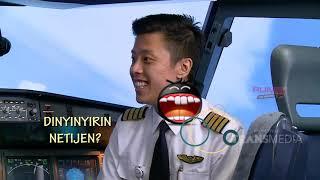 Video RUMPI - Eksklusif! Mengenal Capt. Vincent, Pilot dan Vlogger Yang Kaya Banget! (6/6/19) Part 1 MP3, 3GP, MP4, WEBM, AVI, FLV Juni 2019