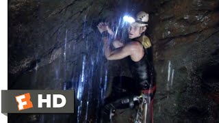 Sanctum - Traversing the Chasm: Josh (Rhys Wakefield) uses his rock climbing skills to traverse a slippery chasm and help the team make it across.BUY THE MOVIE: https://www.fandangonow.com/details/movie/sanctum-2011/1MVd15bd887908cce5a8d5f4801f29e7e9c?cmp=Movieclips_YT_DescriptionWatch the best Sanctum scenes & clips:https://www.youtube.com/playlist?list=PLZbXA4lyCtqpnAConP4DzIfVha_RZXSlCFILM DESCRIPTION:Though the South Pacific's Esa-ala Caves are some of the least-accessible on Earth, expert diver Frank McGuire (Richard Roxburgh) has explored them for months. On one such expedition, Frank is joined by his teenage son, Josh (Rhys Wakefield), and financier Carl Hurley (Ioan Gruffudd). When a flash flood cuts off their exit, they are caught in a life-or-death situation. With supplies dwindling, the divers must navigate a treacherous labyrinth to find a new escape route or die in the process.CREDITS:TM & © Universal (2011)Cast: Alice Parkinson, Ioan Gruffudd, Rhys Wakefield, Richard RoxburghDirector: Alister GriersonWHO ARE WE?The MOVIECLIPS channel is the largest collection of licensed movie clips on the web. Here you will find unforgettable moments, scenes and lines from all your favorite films. Made by movie fans, for movie fans.SUBSCRIBE TO OUR MOVIE CHANNELS:MOVIECLIPS: http://bit.ly/1u2yaWdComingSoon: http://bit.ly/1DVpgtRIndie & Film Festivals: http://bit.ly/1wbkfYgHero Central: http://bit.ly/1AMUZwvExtras: http://bit.ly/1u431frClassic Trailers: http://bit.ly/1u43jDePop-Up Trailers: http://bit.ly/1z7EtZRMovie News: http://bit.ly/1C3Ncd2Movie Games: http://bit.ly/1ygDV13Fandango: http://bit.ly/1Bl79yeFandango FrontRunners: http://bit.ly/1CggQfCHIT US UP:Facebook: http://on.fb.me/1y8M8axTwitter: http://bit.ly/1ghOWmtPinterest: http://bit.ly/14wL9DeTumblr: http://bit.ly/1vUwhH7