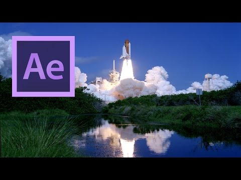 After Effects: Export Using Adobe Media Encoder