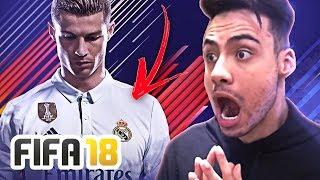 FIFA 18 - REAGINDO AO TRAILER!