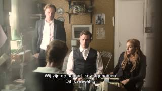 Thicker than water, Zweedse dramaserie op Netflix