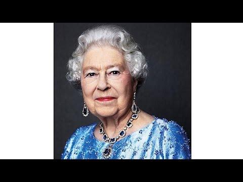 Κόσμημα από ζαφείρι για το Ζαφειρένιο Ιωβηλαίο της βασίλισσας Ελισάβετ