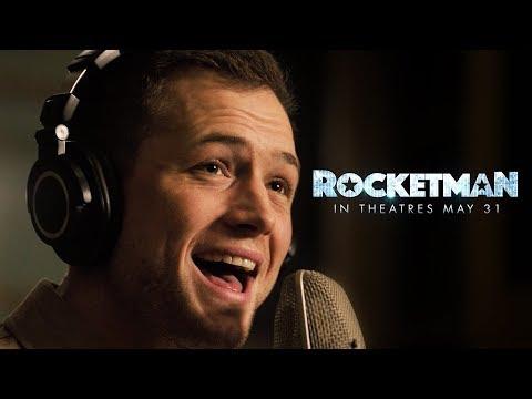 Rocketman - Taron Egerton is Elton John in ROCKETMAN?>