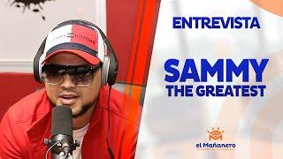 Entrevista a DJ Sammy en El Mañanero