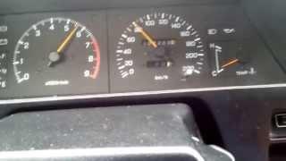 Download Lagu Nissan Sunny 1988 b12 coupe 1.6 GTI CA16DE 0-160 Mp3