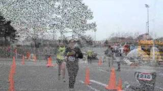 York Road Runners Winter Series 2010, Dallastown Wildcat 10k, Part One