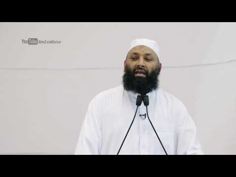 Lowering Your Gaze & Guidance for Shaban - Sh. Shabir Ahmed Allana [HD]