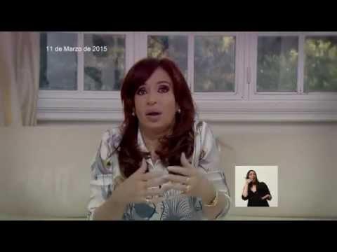 Cristina Fernández de Kirchner niega conocer personalmente a Luis D'Elia