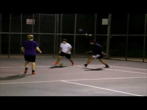 a small soccer clip with the Allen Witt crew