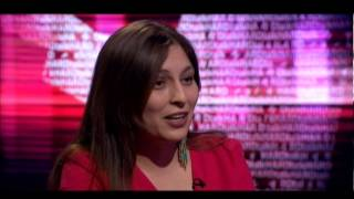 Jaroka: Roma immigration is 'positive' for countries (Lívia Járóka – BBC HARDtalk)