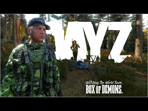 DayZ PC PS4 XBOX 1 -  Lesson 1 - Building your FIRST BASE - Build the Wall.