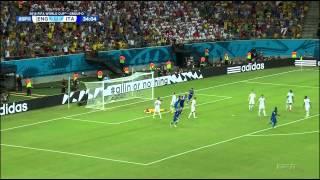 EM 2012: Italien gegen England (ganzes Match)
