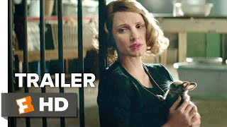 The Zookeepers Wife Official Trailer 1 2017  Jessica Chastain Movie