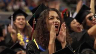 UCLA Commencement highlights 2017