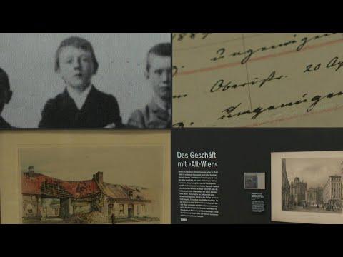 Ausstellung in Österreich über Hitlers frühe Jahre