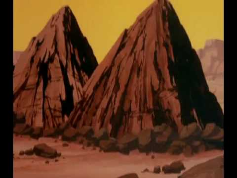 Return to the Planet of the Apes (Cartoon) 5