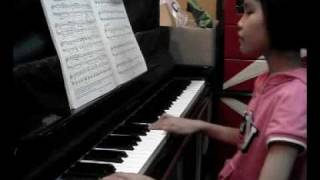 Piano Grade 5 ABRSM 2009-10 B:2 Grieg - Norwegian Air