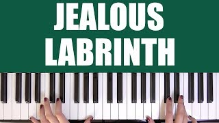 Video HOW TO PLAY: JEALOUS - LABRINTH MP3, 3GP, MP4, WEBM, AVI, FLV Juli 2018