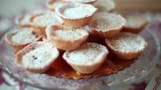 Mince pies (tartelettes au mincemeat)