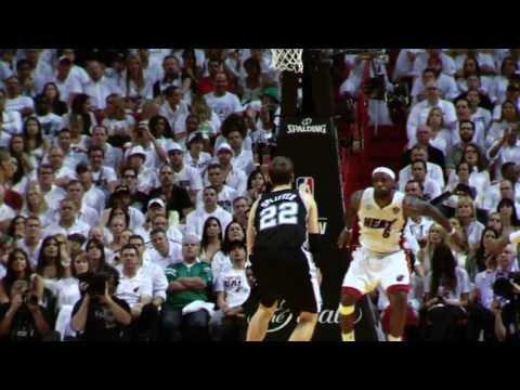 El impresionante bloqueo de LeBron James