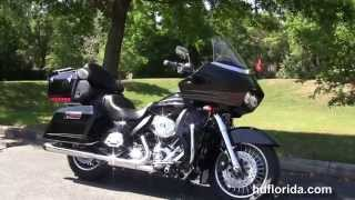 10. Used 2011 Harley Davidson Road Glide Ultra Motorcycles for sale