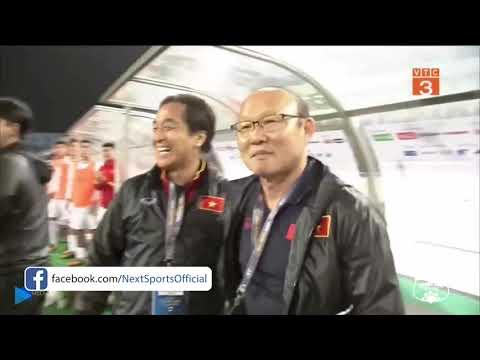 Những phút bù giờ nghẹt thở của U23 Việt Nam, Việt Hưng tiếp tục tỏa sáng   HAGL Media - Thời lượng: 3 phút, 46 giây.
