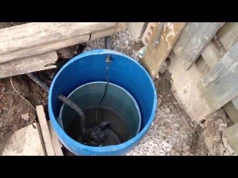 Underground Water Collector