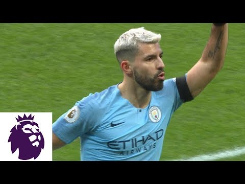 Video: Sergio Aguero scores stunning strike for Manchester City v. Chelsea | Premier League | NBC Sports