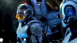 PACIFIC RIM - Introducing Gipsy Danger