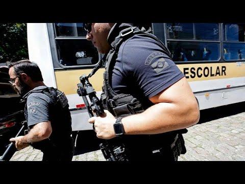 Βραζιλία: Μακελειό με πάνω από 50 νεκρούς σε φυλακή
