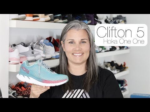 Review: Hoka One One Clifton 5