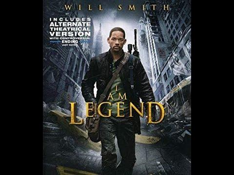 I Am Legend AlTERNATE ENDING 2020 - Will Smith, Alice Braga, Charlie Tahan - FULL HD.
