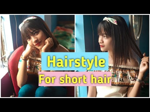 Short hair styles - Hairstyle for short hair